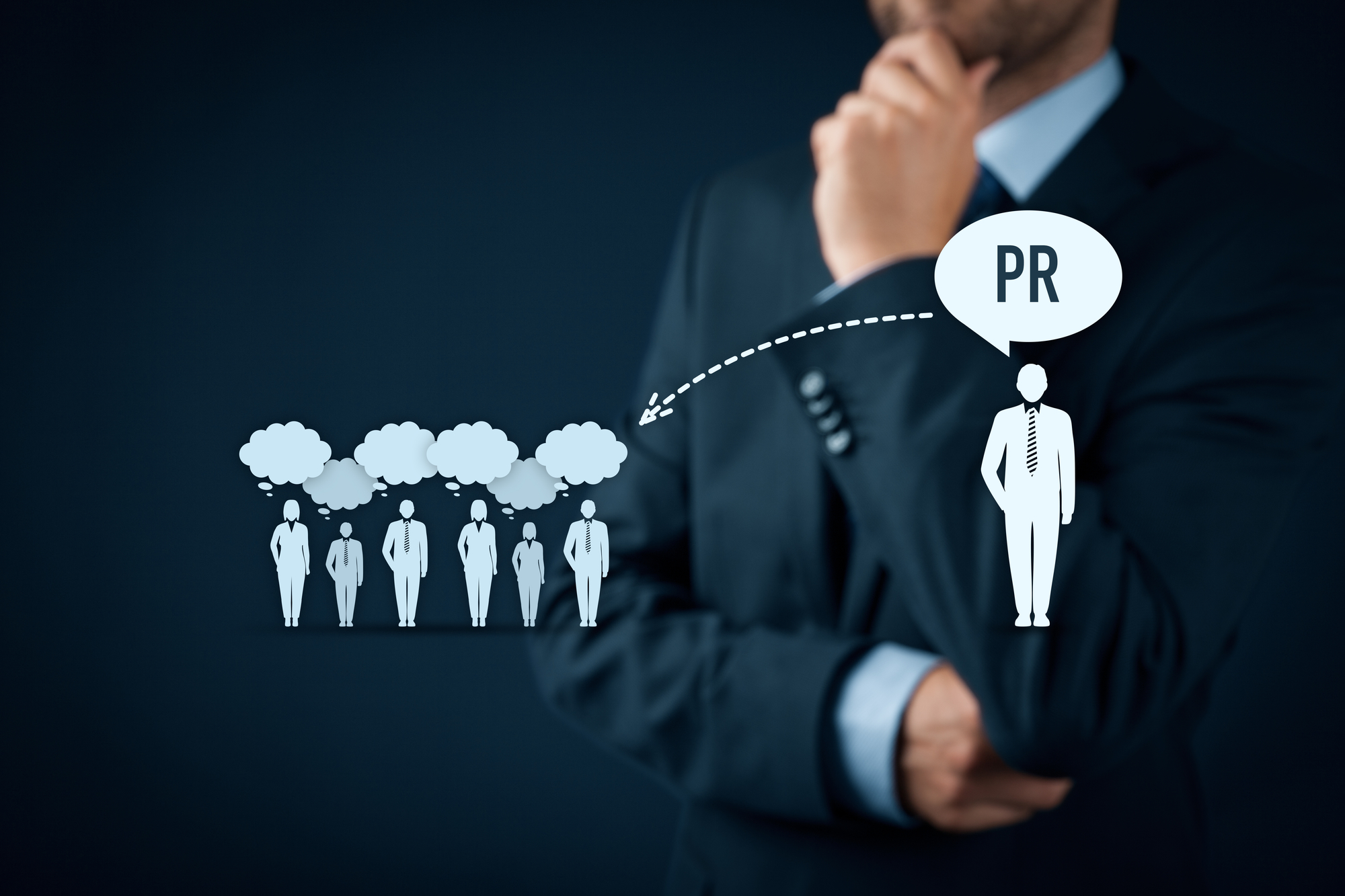 The true function of PR
