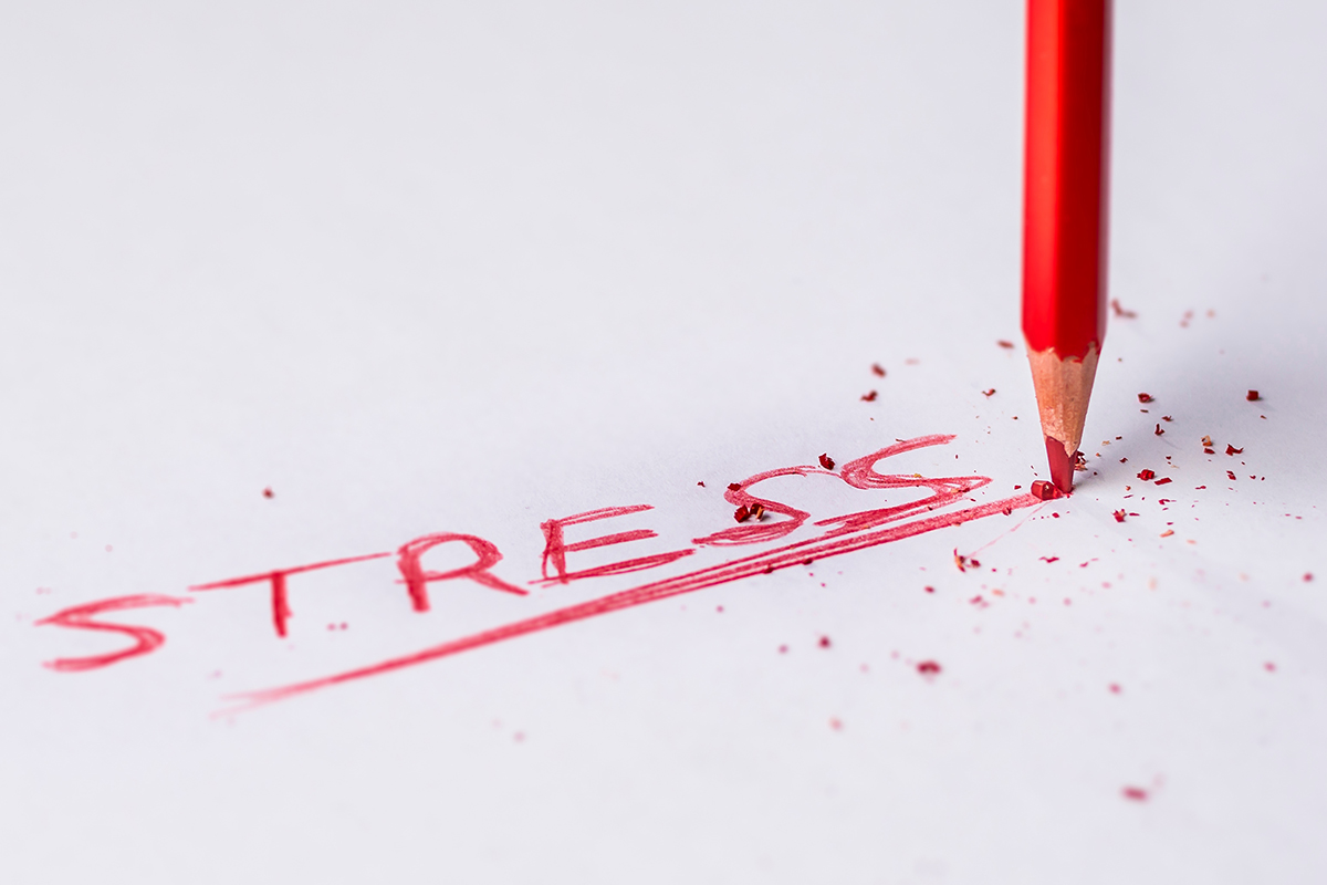 Top tips for dealing with stress during the COVID-19 outbreak